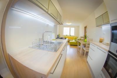 Kompletná rekonštrukcia bytu a jadra v paneláku, Spišská Nová Ves