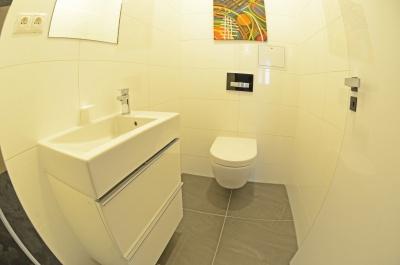 Realizácia kúpeľne a toalety v novostavbe, Smižany
